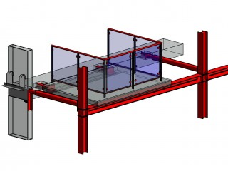 3D balkon