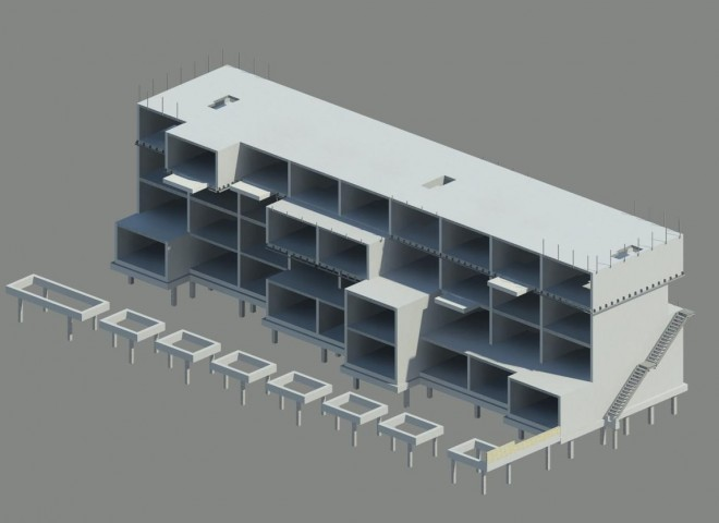 18 woningen Maatpakhuis