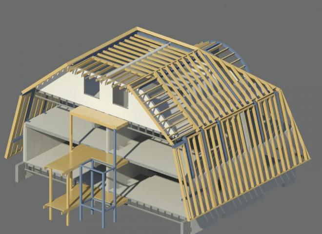 Groesbeek Kapconstructie
