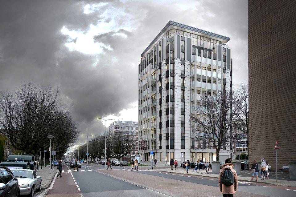 Den Haag - Monchyplein